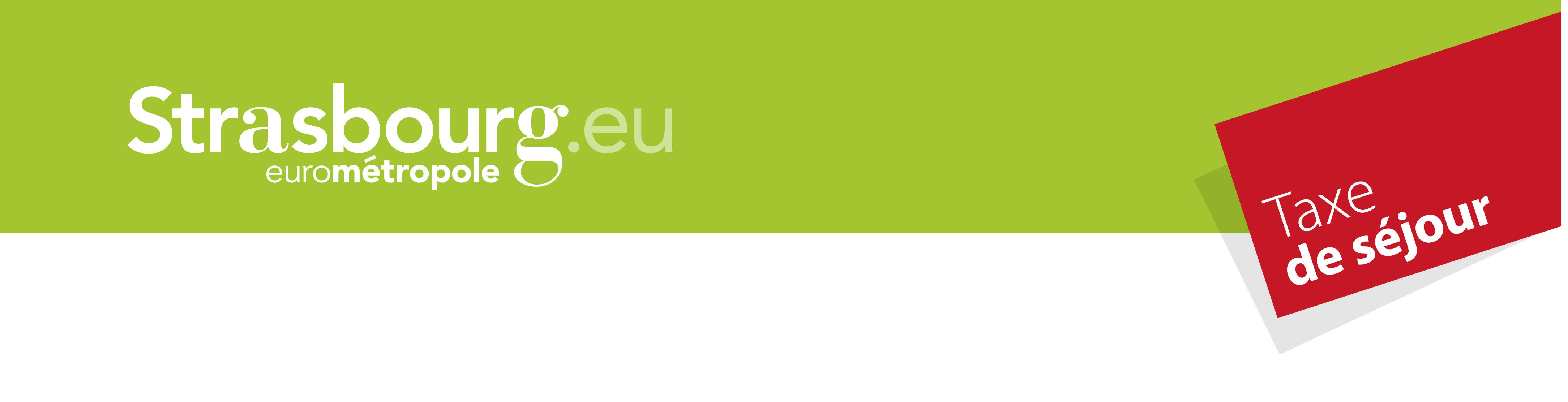 Déclaration de la taxe de séjour Eurométropole de Strasbourg